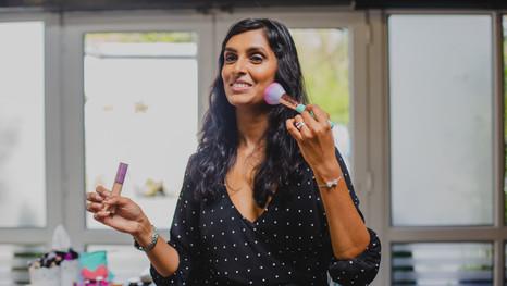 #naturalcakeface #doityourself Makeup Workshop LONDON April 2019