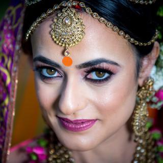 Jaineesha Makeup Artist - Stark Weddings Ramada Wolverhampton, Blooms By Vanita