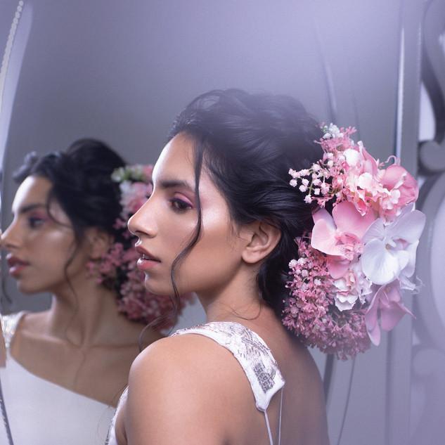 Blooms By Vanita, Jaineesha Makeup Artist, Khush Magazine