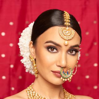 Jaineesha Makeup Artist, Indy Sagoo, Anees Malik Jewellery, Blooms By Vanita