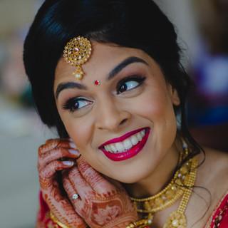 Jaineesha Makeup Artist - Bhavna Barratt, Carlton Towers