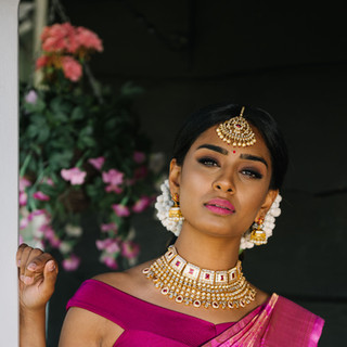 Jaineesha Makeup Artist, Birches and Pine, The Marigold, Casipillai Designer, Mayil London, Blooms by Vanita