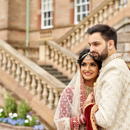 Devika and Rajiv, Outdoor Wedding at Hagley Hall, Stourbridge - My Sister's wedding...