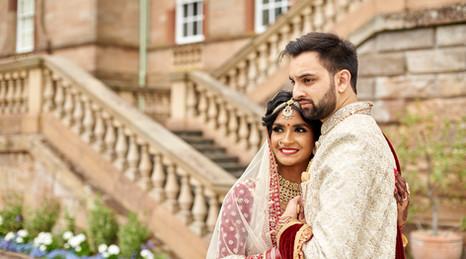 Devika and Rajiv, Outdoor Wedding at Hagley Hall, Stourbridge - My Sister's wedding...