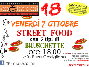 Eventi D'Autunno: Street Food
