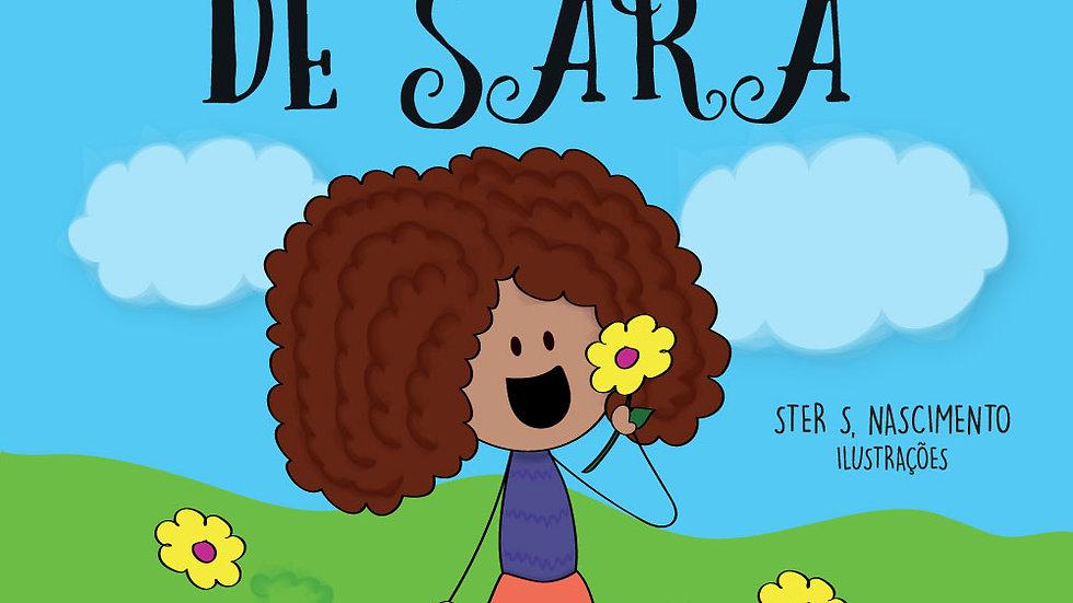 Livro As descobertas de Sara