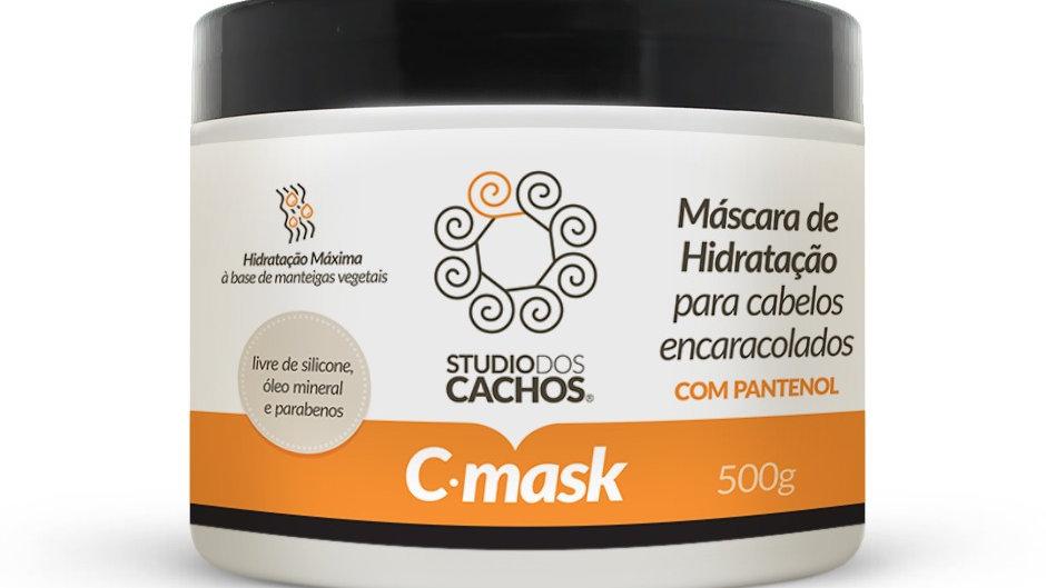 Studio dos Cachos - C-mask 500g