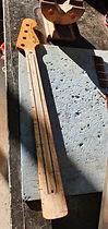 Fender Precision Bass carbon fiber neck reinforcement