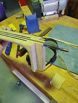 Portamento Sound carbon fiber neck reinforcement