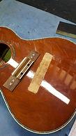 ukulele detached bridge