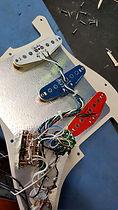 Strat pickup wiring