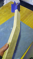 Maple guitar neck construction