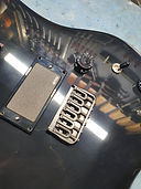 Cabal electric guitar black