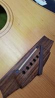 acoustic guitar bridge removal