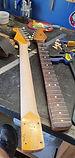 Fender Custom Shop neck respray