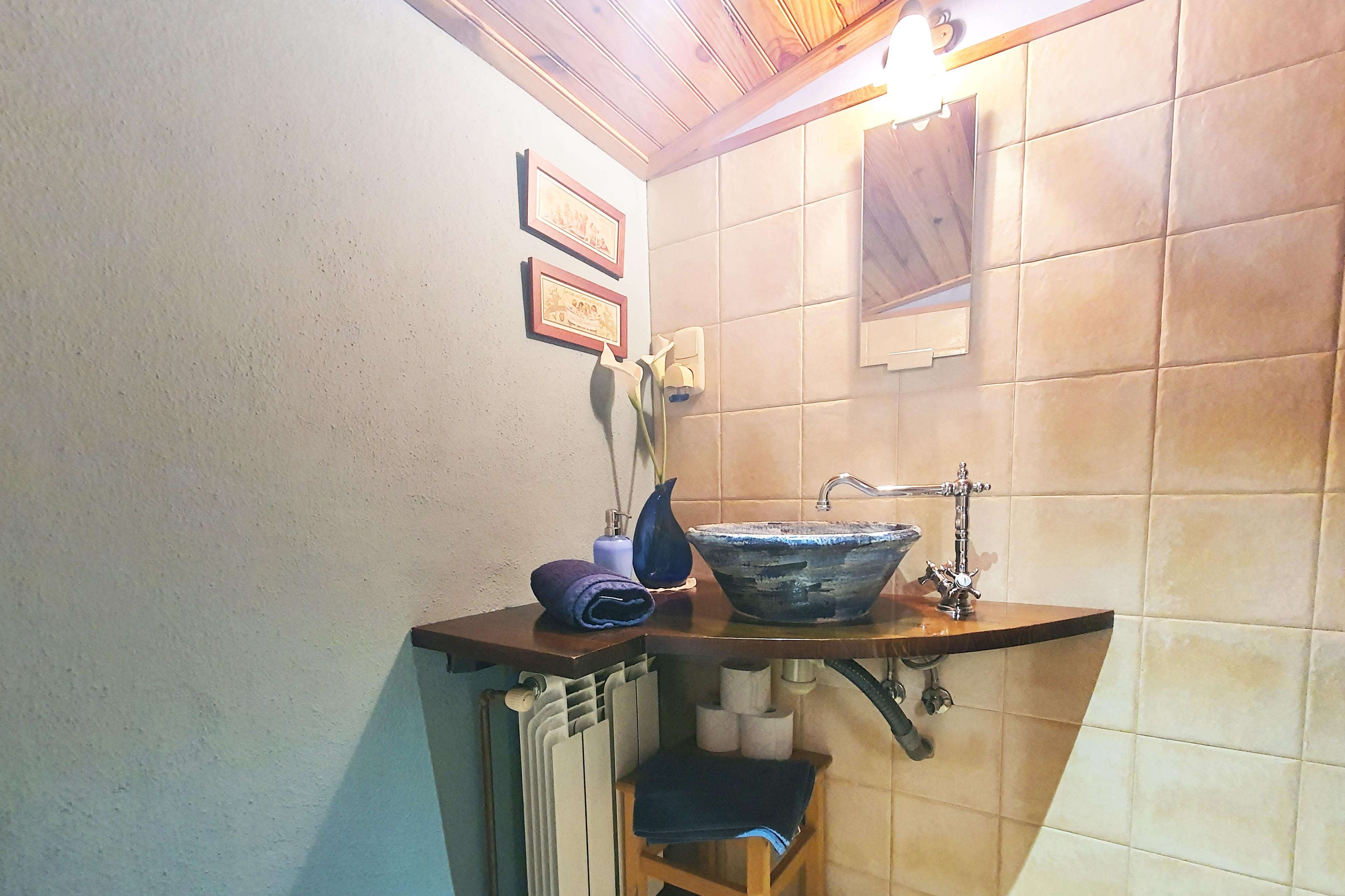 El bany