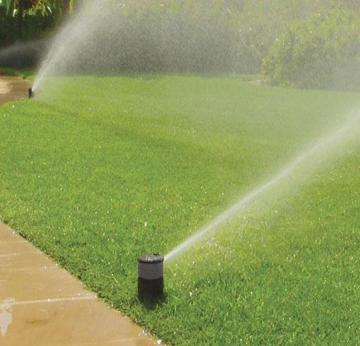 Irrigatore dinamico