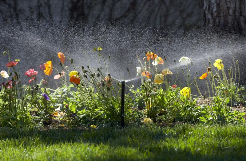 Irrigatore popupstatico30