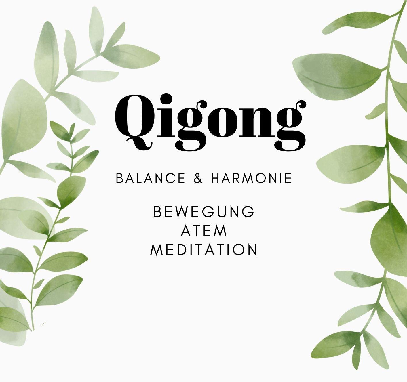 Qigong Einzelstunde