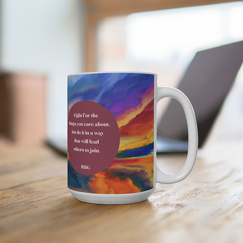 RBG Coffee Mug 15oz