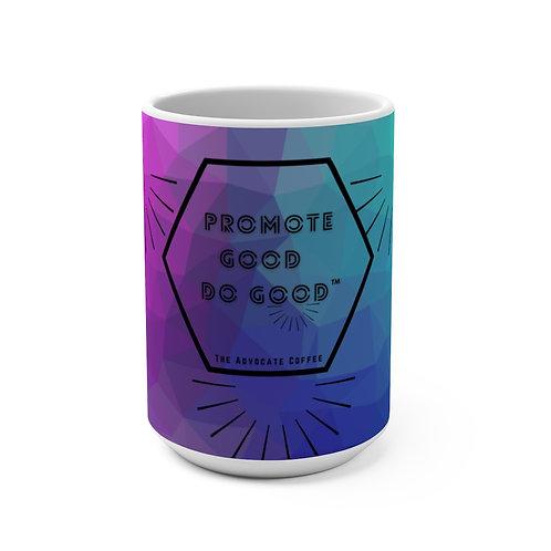 Hello Coffee Mug 15oz