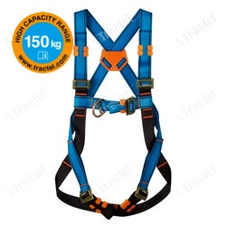 Tractel HT22 Harness Front & Rear D