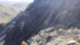 Via Ferrata Extreme Honister Cumbria