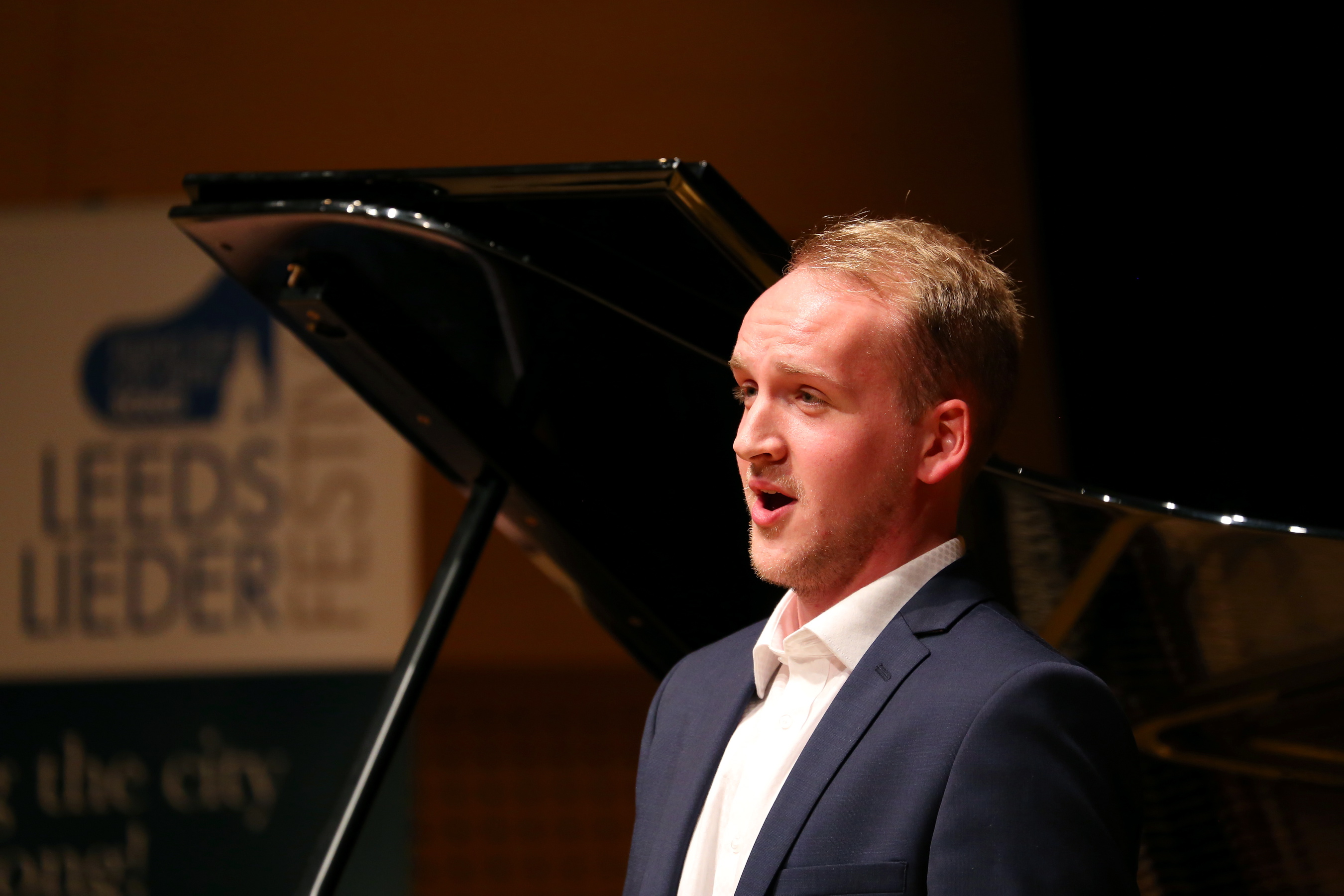 Peter Edge at Leeds Lieder Festival