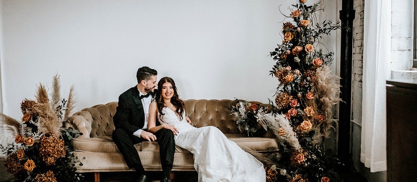 An Intimate and Classic Boho Styled Shoot in Coatesville, PA
