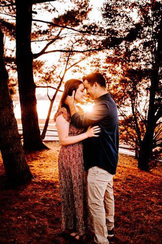 Magical South Jersey Engagement Session | Red Bank Battlefeild