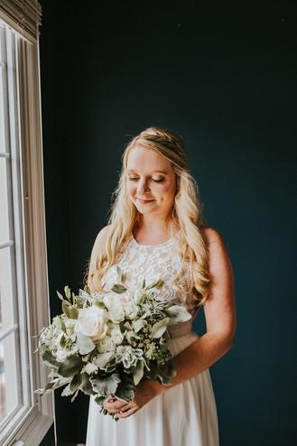 Intimate Backyard Wedding in Glenmoore, PA