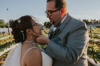Kayla & Jim || Tomasello Winery || South Jersey Wedding Photographer