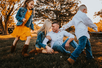 Genuine Family Session | Valley Forge, PA