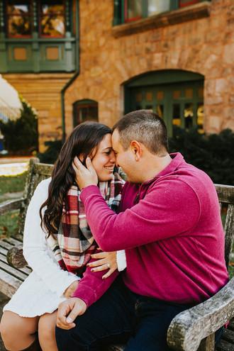 Boat House Row and  Fairmount Park Engagement Session || Philadelphia Wedding Photographer