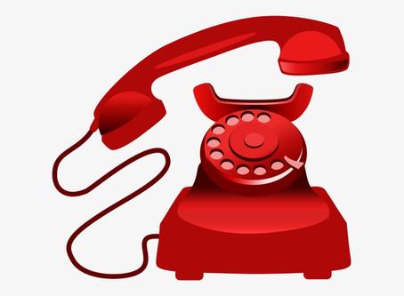 Call Me on the Line, Call Me Any, Anytime