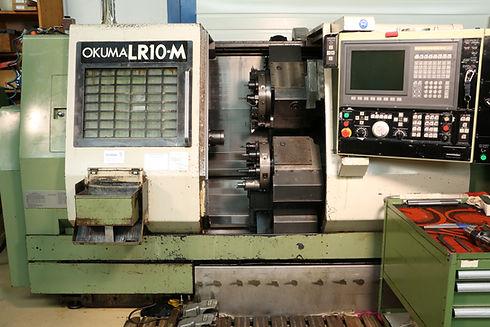 Okuma LR10-M & Zermec