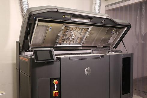 HP Jet Fusion 4200 & Zermec