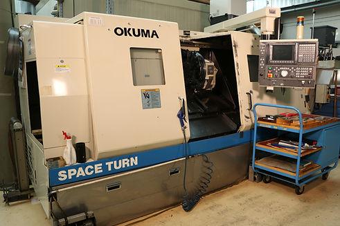 Okuma LB400 & Zermec