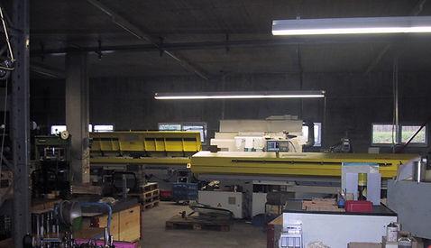 alte Zermec-Produktionsstätte