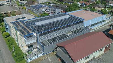 Zermec - Firmengebäude