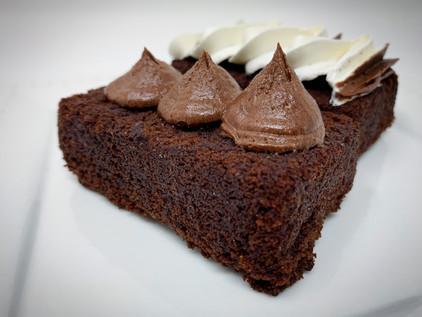 Brownie Bar w/ Chocolate Buttercream