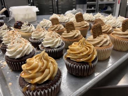 Specialty Cupcakes BTS