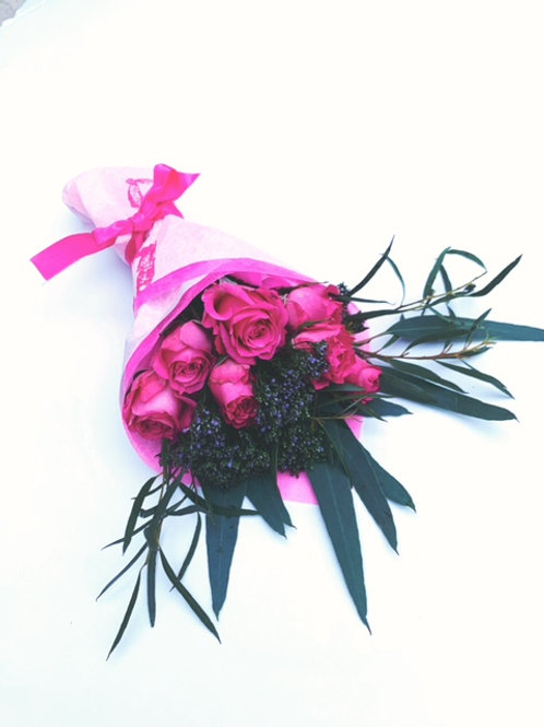 Valentine's Bouquet (In partnership with Wild Nomad Flower Company)