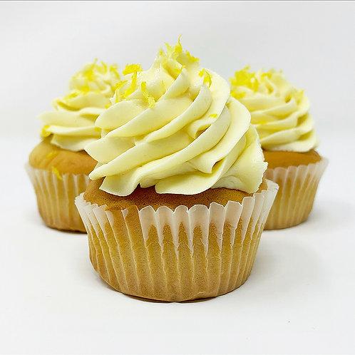 Lemon Supreme Cupcake