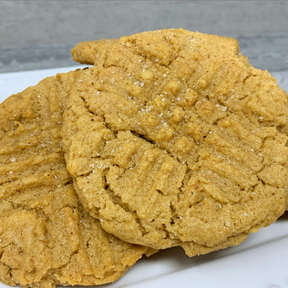 Classic Peanutbutter Cookies