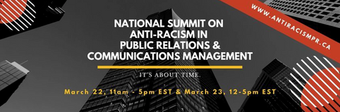 National Summit on Anti-Racism in Public Relations: Jefferson Darrell was a Speaker.