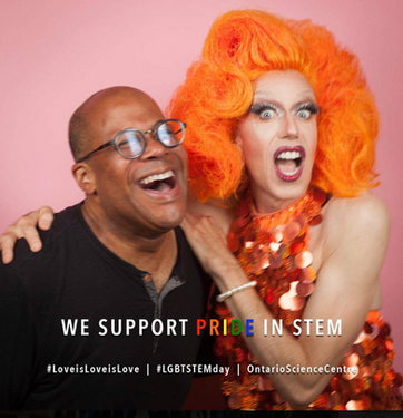 International Pride in STEM Day