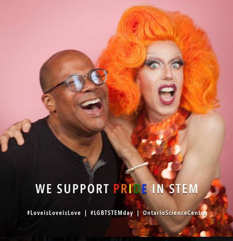 International Pride in STEM Day