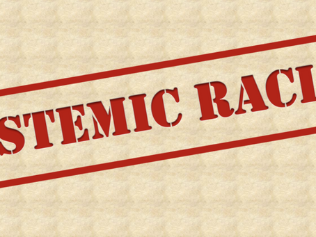 Back to School with Systemic Racism
