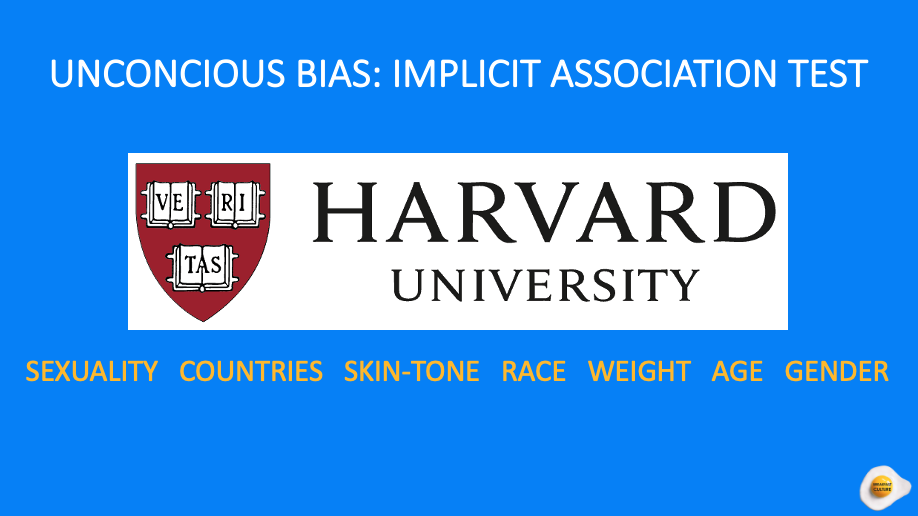 Harvard University's Implicit Association Test